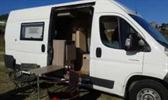 CAMPER Citroën Jumper (color blanco) 3.0 HDI 160 cv – 163.000 km.