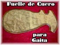 VENDO FUELLE DE PIEL PARA GAITA
