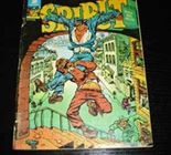 SPIRIT nº 9-comic- año 1976-Garbo