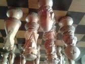 Ajedrez madera de boj