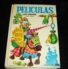 Comic Peliculas Walt Diney tomo 34 año 1976