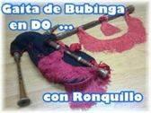 VENDO GAITA DE BUBINGA EN DO CON RONQUILLO