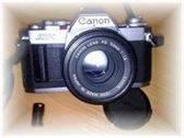 VENDO CAMARA CANON REFLEX AV-1