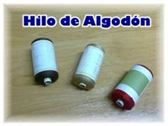 VENDO HILO DE COSER