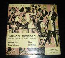 VILLIAM BOUCAYA  .. vinilo años 60