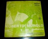 Roberto Murolo y su guitarra..single