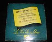 TINO ROSSi y orquesta single años 50