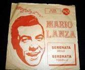 Mario Lanza ..single  año 1958
