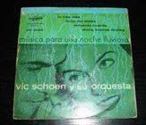 VIC SCHOEN y su orquesta single..años 50