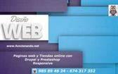 Paginas web para venta online responsive