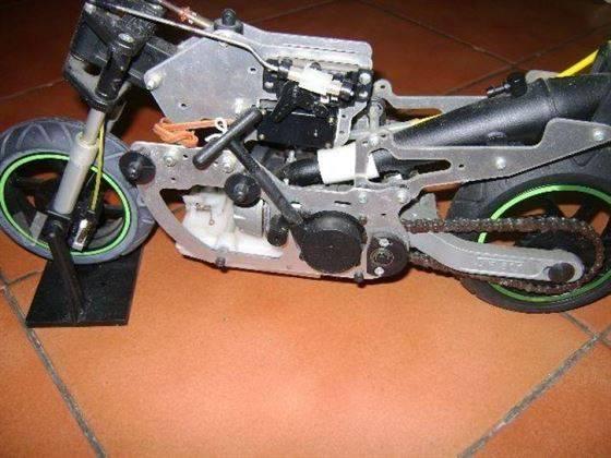 Moto teleridigida