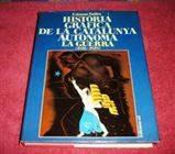CATALUNYA AUTONOMA -la guerra 1936-1939