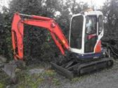 mini 2.5 toneladas ocasión KUBOTA U25.3 2007
