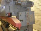 Máquina plegadora marca Casanova,  de 7 m. de longitud