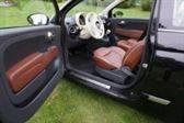 Fiat 500 C 2010, 95 600 km