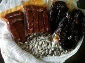 Vendo fabes y morcillas de huerta y granja particular asturiana.
