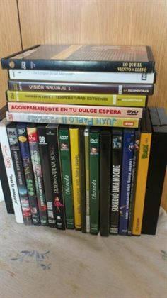 LOTE DVDS - PELICULAS VARIAS