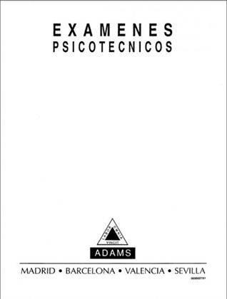 Libros de test psicotécnicos encuadernados