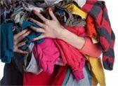 Lote de ropa segunda mano