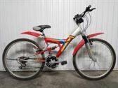 Bici con Amortiguadores casi Nueva