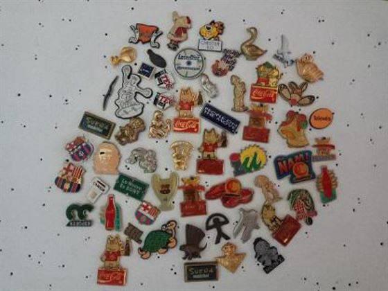 Coleccion de Pins