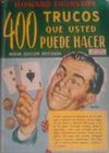400 TRUCOS QUE USTED PUEDE HACER