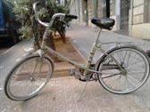 Bicicleta vintage de paseo
