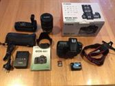 Canon EOS 60D Cámara Digital SLR de 18.0MP - Negro (Kit