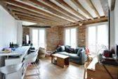 Bonita apartamento tiene dos partes
