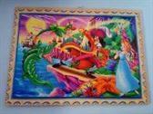 Cuadro de Puzzle Disney
