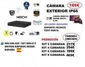 Oferta kit videovigilancia exterior HD
