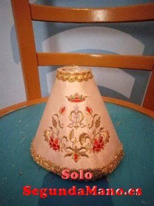 Manto Virgen del Pilar