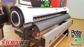 Impresora de gran formato StormJet SJ7160 S carteles pancartas lona vinilo