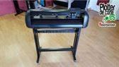 OFERTA plotter de corte con laser de posicionamiento para cortes de contornos