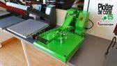 Plancha transfer DX38 prensa de 38x38 cm con muelles para sublimacion transfer vinilos