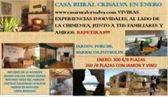 CASA RURAL CRISALVA, TURISMO RURAL DE CALIDAD EN CIUDAD REAL