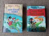 Libros de Geronimo Stilton