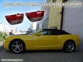 Mustang Camaro Corvette, Charger, Challenger, Hummer, etc. HOMOLOGACIONES