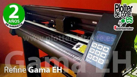 Plotter de corte Refine EH 721 Plus con programa de corte SignMaster en español OFERTA