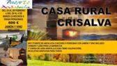 TURISMO RURAL EN CIUDAD REAL. CASAS RURALES. PUENTE DE ANDALUCIA OFERTA