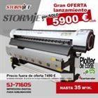 OFERTA impresora StormJet de sublimacion plotter para sublimar en gran formato 160 cm