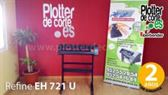Refine EH 721 U plotter de corte vinilo textil vinilo decorativo camisetas pegatinas decoracion