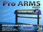OFERTA ESTE MES plotter de corte Refine Pro 1350 ARMS ojo optico automatico profesional