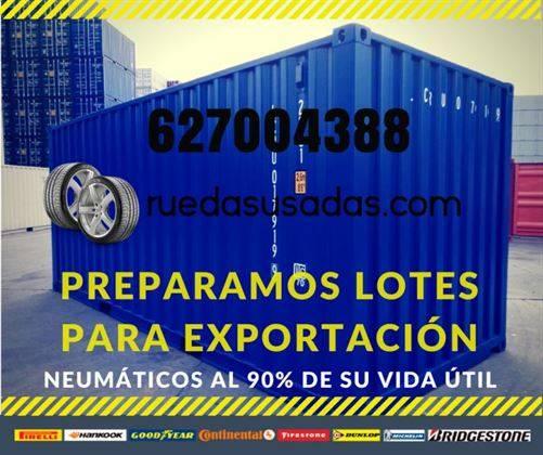 RUEDAS USADAS PARA EXPORTACION 627004388