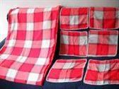 mantel y 6 servilletas
