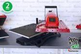 Plancha giratoria base deslizable OFERTA SOLO ESTE MES 40x50 cm prensa termica