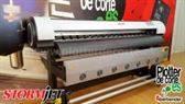 Impresora ecosolvente PROMOCION LIMITADA stormjet SJ7160-S por solo 150 € + IVA al mes