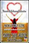 VIDENCIA DEL AMOR  VISA  4 € 15 min. 910 311 422 / 806 002 128