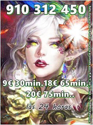 TAROT Y VIDENCIA PURA 910312450 806002109 LAS 24 HORAS