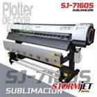 Impresora de sublimacion profesional StormJet SJ7160 Subli OFERTA LIMITADA